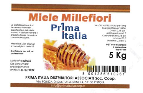 Miele Italiano e comunitario