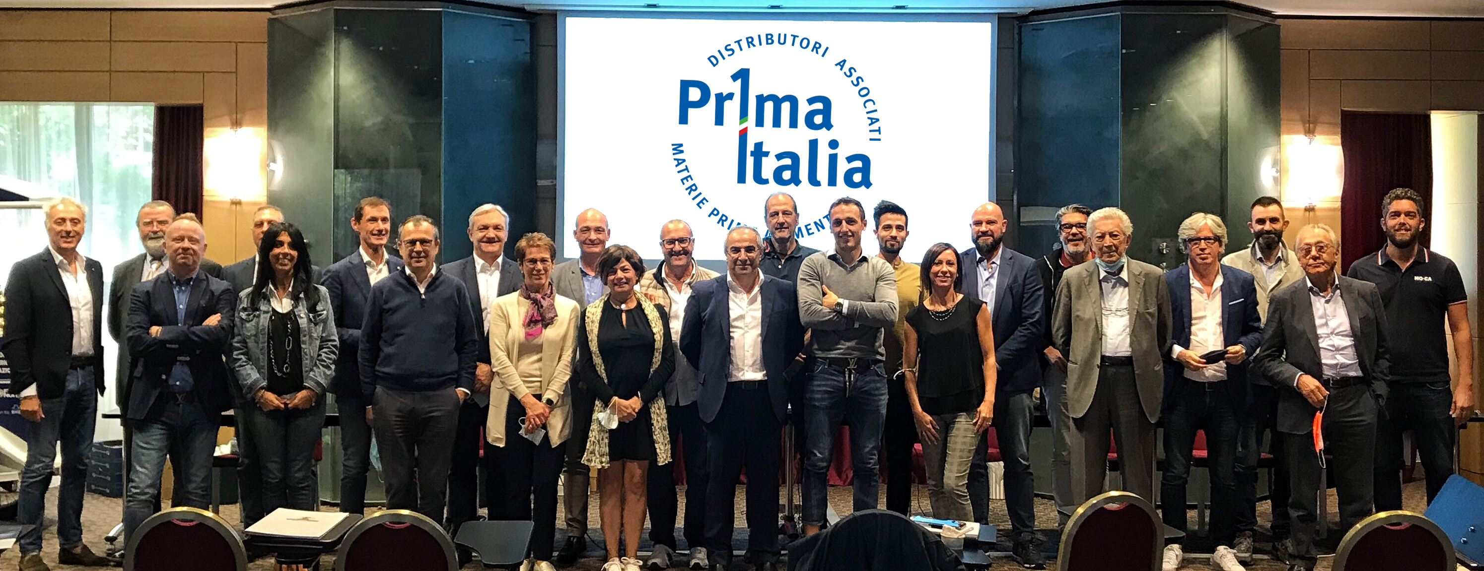 foto soci Prima Italia 2020